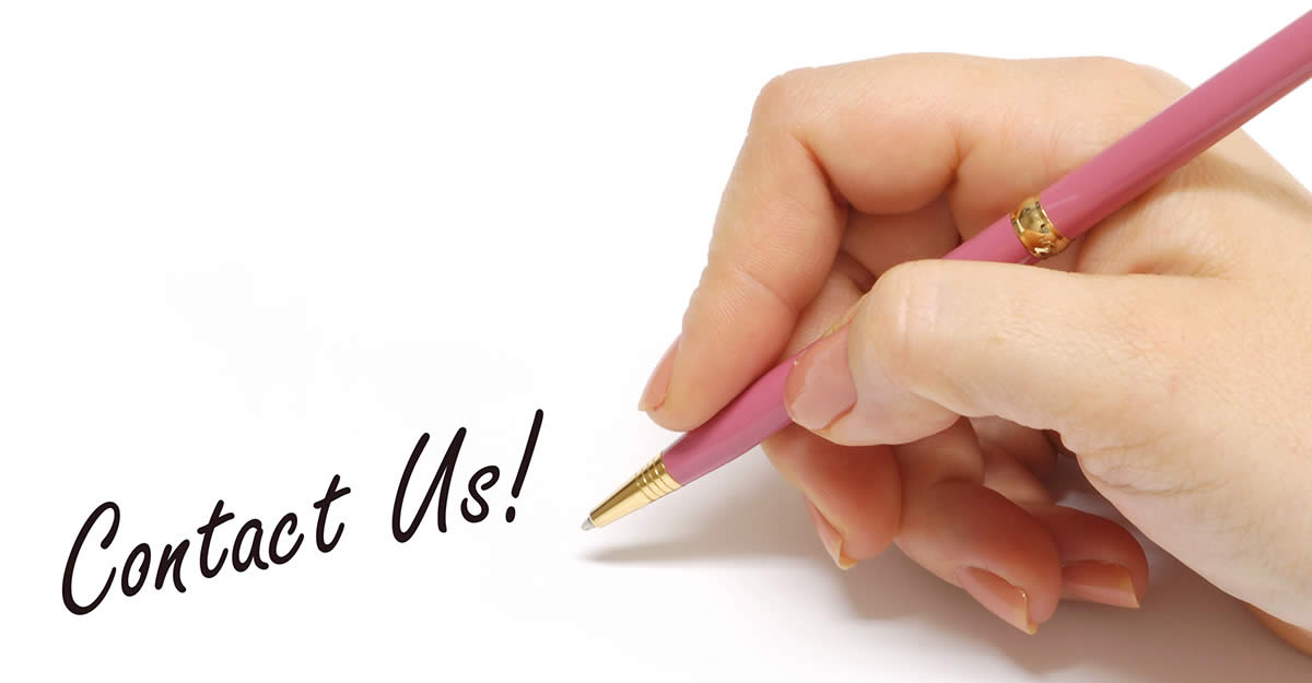Ask us a question or provide constructive feedback; we would love to hear from you.